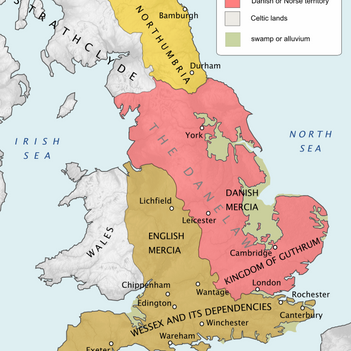What was the Danelaw? - Learn what you need to know at KS2