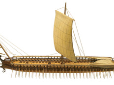 What is a Greek Trireme? - A Quick Read for Kids