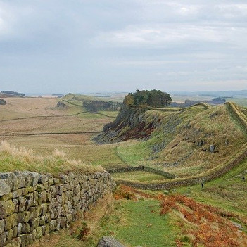 Hadrian's Wall: What is it? - A Brief Introduction for Kids