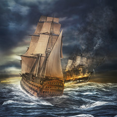 Pirate Ships - Quick Facts for Kids