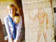 Interview - Author Laura Steel-Marshall and the adventures of Harkhuf: The First Explorer