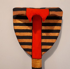 Make Your Own Egyptian Pharaoh Cobra Staff - Craft Activity for Kids