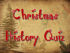 Christmas History Quiz - Fun Learning Activity for Kids