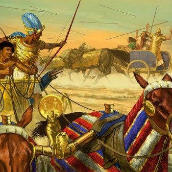 What was the Ancient Egyptian Army Like? - A guide for KS2