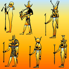 The Ancient Egyptian Gods - Learning Activities for Kids