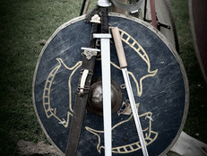 Viking Weaponry - An Introduction Suitable for KS2