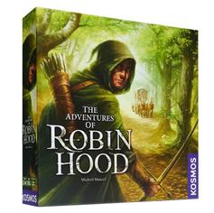 Interview - Michael Menzel on The Legend of Robin Hood