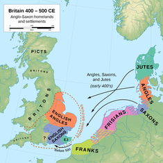 Anglo-Saxons - A Brief Introduction for Kids