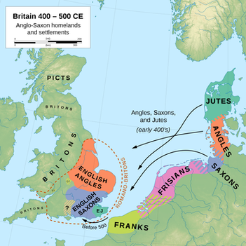 Who Were The Anglo-Saxons? - A Brief Introduction for Kids