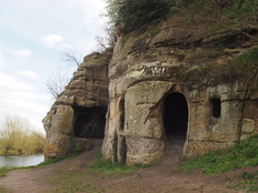 Anglo-Saxon Cave Homes - An introduction