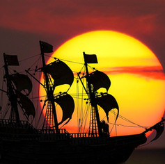 Create a Pirate Ship - Trivia & Craft Activities for Kids