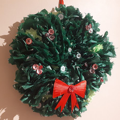 History of the Christmas Wreath - Craft Your Own Wreath