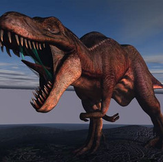 Tell me about: Tyrannosaurus Rex - Facts for Kids