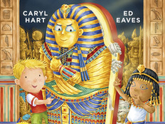 Interview: Caryl Hart on Albie's Time-Travelling Picture Books