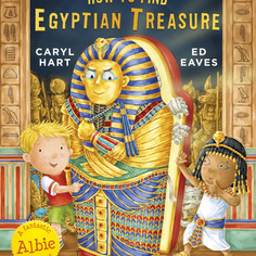 Imagining History Recommends: Caryl Hart - Children's Author