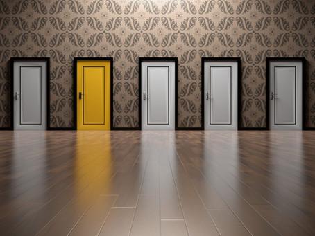 Å åpne og lukke dører