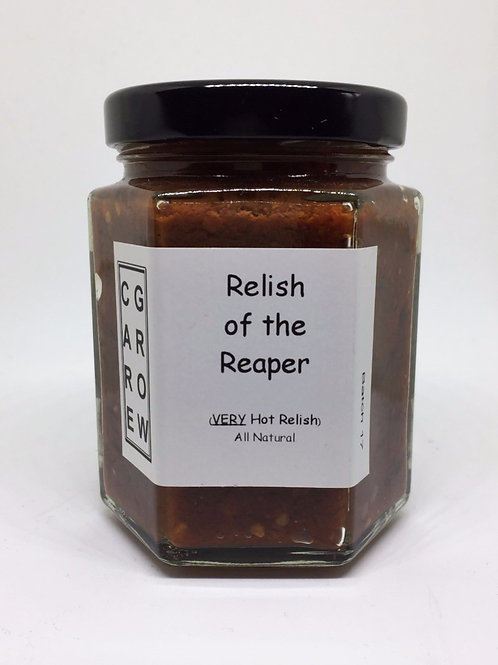 Relish of the Reaper