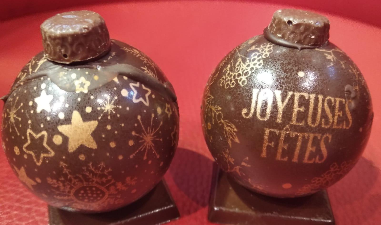 Petit Cadeau chocolaté pour vos convives.