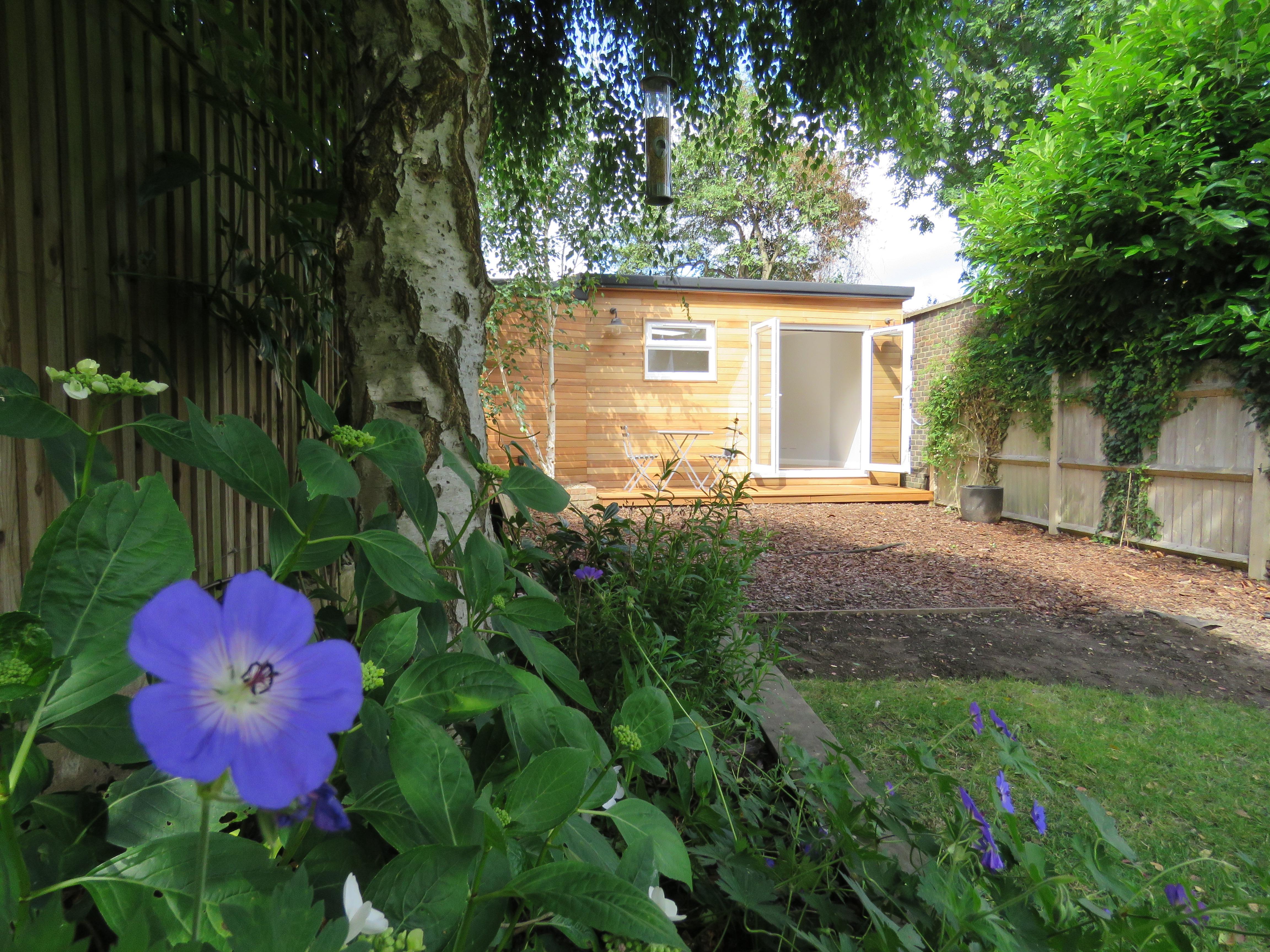 Cedar Clad Summer House 10