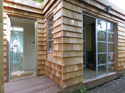 Summer House showing exterior of 2nd Office