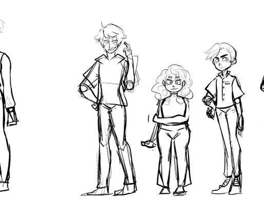 Concepts for Dating Sim