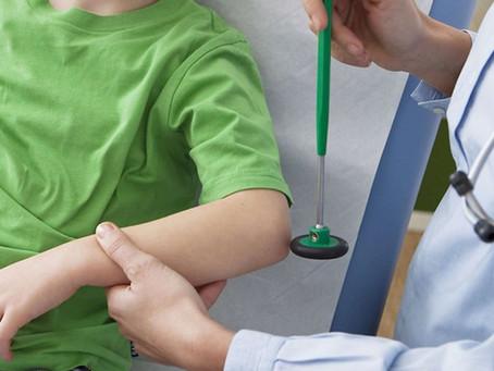 Детский невролог на дом