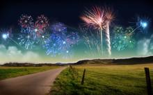 Conheça mais sobre a hisória e os componentes dos fogos de artifício