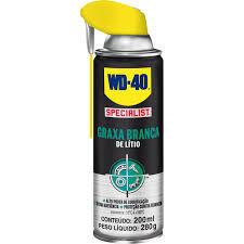 WD-40 Graxa Branca de Litio