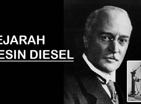 Sejarah Mesin Diesel Hadir