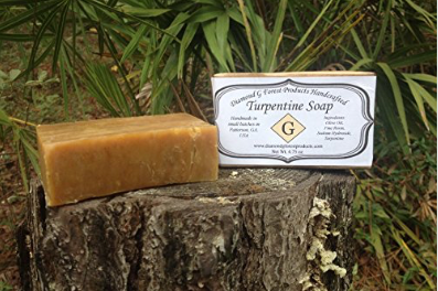 Diamond G Forest Turpentine Soap 4.75oz