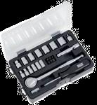 MM 24PC SAE Socket Set
