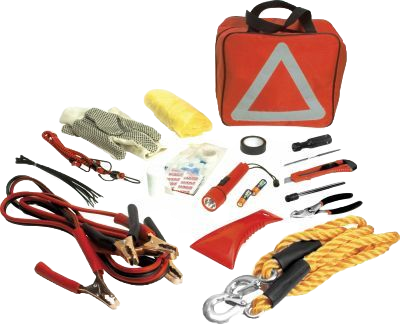 49PC Road Assistance Kit