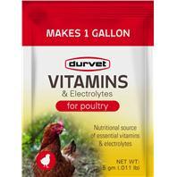 Vitamins & Electrolytes Single
