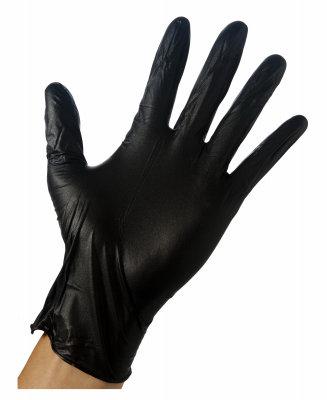 10CT LG Men Nitr Gloves
