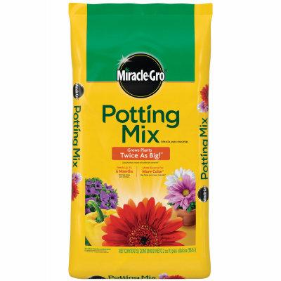 MG 2CUFT Potting Mix
