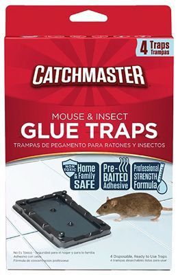 4PK Mouse Glue Trap