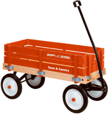 WD Stake Wagon