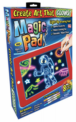 Magic Drawing Pad