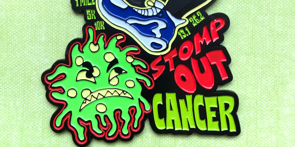 2020 Stomp Out Cancer 1 Mile