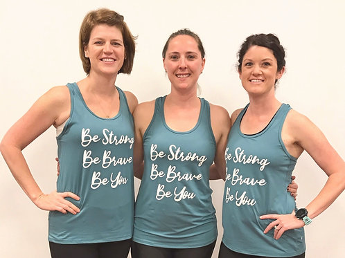 Be Strong Be Brave Tank Top