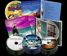 CD's/DVD's