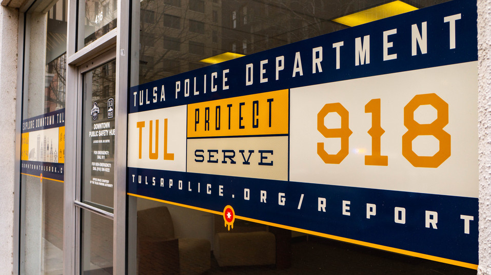 Tulsa Police Substation
