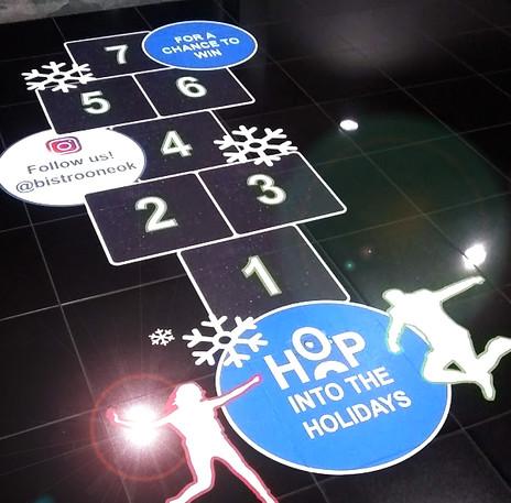 OneOK # Floor Graphics