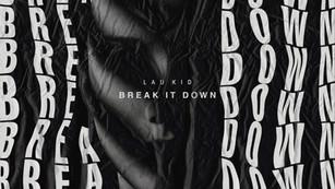 """""""Break It Down"""" lands tomorrow!"""