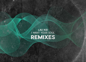 "Tomorrow we release Remixes of ""I Want Your Soul"""