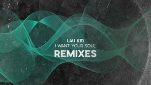"""Tomorrow we release Remixes of """"I Want Your Soul"""""""