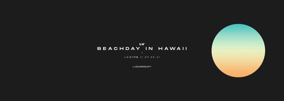 Beachday In Hawaii