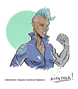 BattleWorld characters