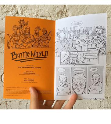 BattleWorld zine