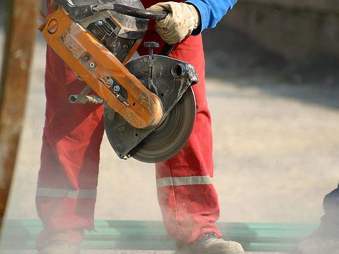 Alquiler Maquina construcción